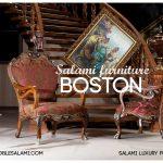 مبل تک نفره بوستون