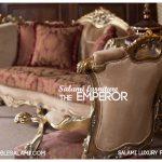 مبلمان کلاسیک امپراطور ، مبلمان سلطنتی