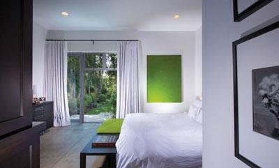 دکوراسیون داخلی به رنگ سبز