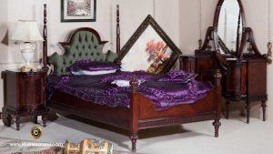 تخت آمریکایی