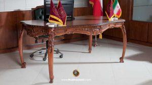 میز اداری باری