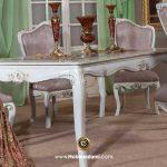 میز و صندلی غذاخوری مبل هلیا