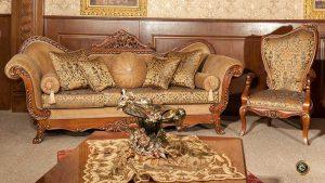 کاناپه و مبل تک هلیا