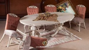 میز و صندلی غذاخوری ملیسا
