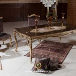 میز و صندلی ناهارخوری سها