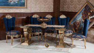 میز و صندلی ناهارخوری باروک