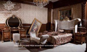 سرویس خواب بتیس نماد شکوه و تجمل وابسته به سبک کلاسیک