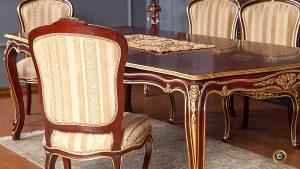 میز و صندلی غذاخوری مبل برژه