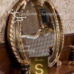 قاب آینه بتیس با طرح انحصاری از مبل سلامی