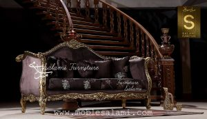 کاناپه مبل کلاسیک سوها