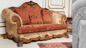 کاناپه دو نفره