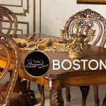 میز و صندلی نهارخوری بوستون