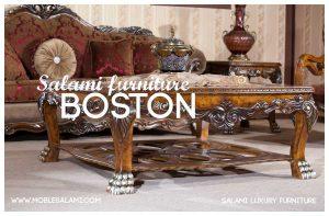 مبلمان کلاسیک بوستون