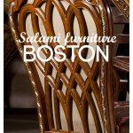 صندلی غذاخوری مبل بوستون