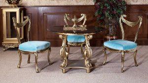 میز و صندلی قهوه خوری