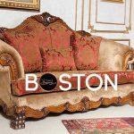 کاناپه دو نفره مبل بوستون