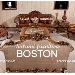 مبل کلاسیک بوستون | مبلمان کلاسیک