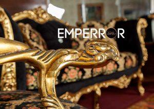 مبل و کاناپه کلاسیک امپراطور