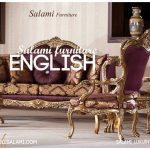 مبلمان انگلیسی ، مبل کلاسیک