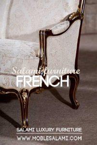 مبل استیل ، مبل فرانسوی ، مبل کلاسیک
