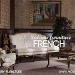 مبل کلاسیک ، مبل استیل ، مبل فرانسوی