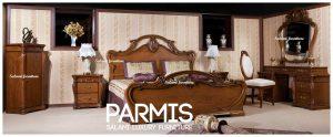سرویس خواب پارمیس | مبل سلامی | کیفیت بی نظیر