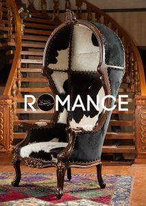 مبل کلبه ای رومنس