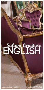 کاناپه مبلمان انگلیسی ، مبل استیل کلاسیک