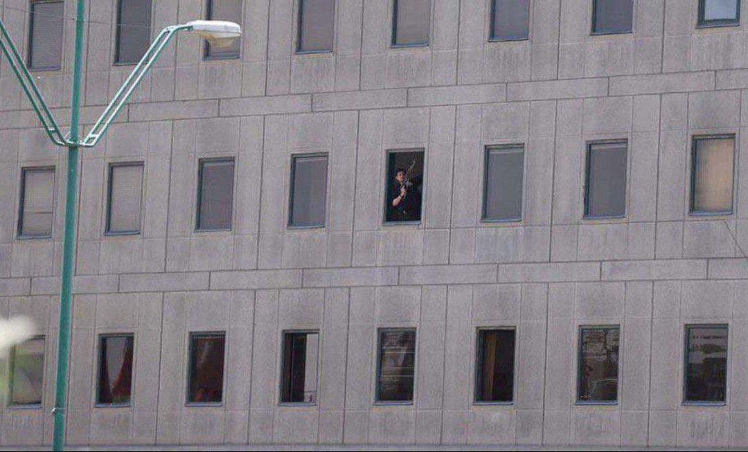 تیراندازی و حمله تروریستی به مجلس و حرم امام