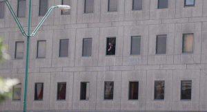 گروگان گیری تروریست ها در مجلس شورای اسلامی