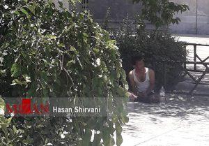 تصویر یکی از مظنونین به عملیات تروریستی