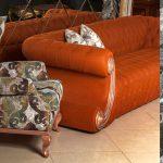 کاناپه چستر و مبل کویین