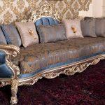 کاناپه نقره طلایی ارس