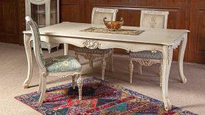 میز و صندلی نهارخوری باربادوس