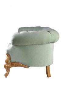 کاناپه کلاسیک چستر نیلوفر