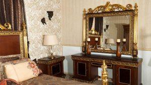آینه کنسول ایتالیایی