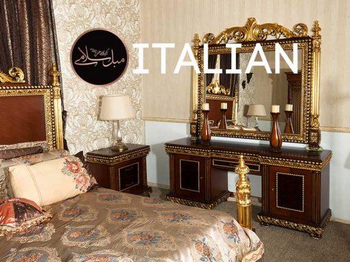 سرویس خواب ایتالیایی