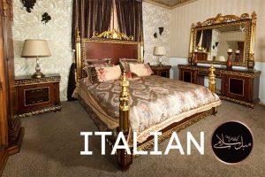 سرویس کامل مبلمان ایتالیایی