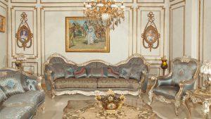 مبلمان کلاسیک لئوناردو