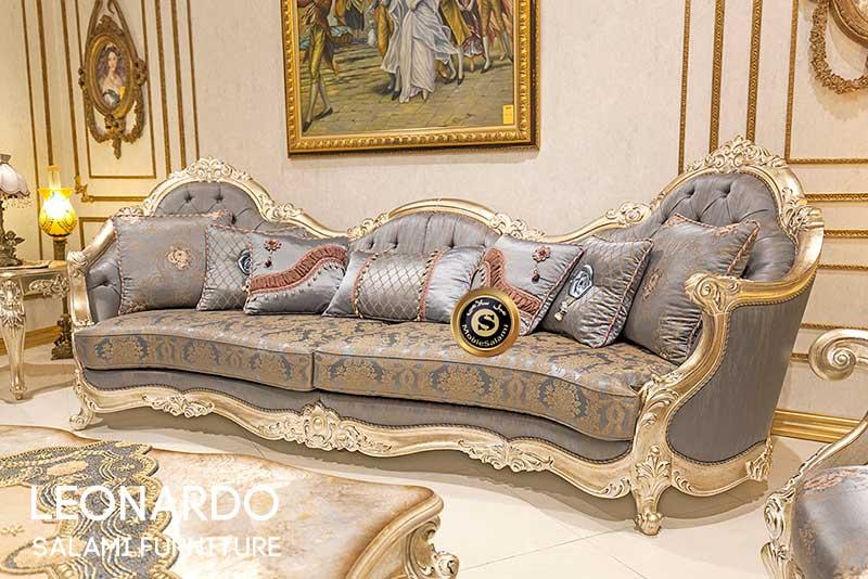 مبل کلاسیک لئوناردو