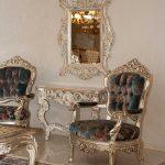صندلی و آینه کنسول ارس
