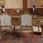 میز و صندلی نهارخوری لیتون فرانسوی