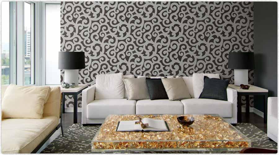 مزیت های استفاده از کاغذ دیواری