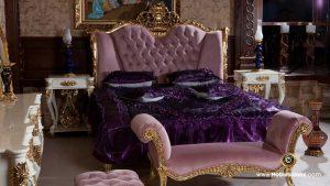 تخت خواب و لاوست امپریال