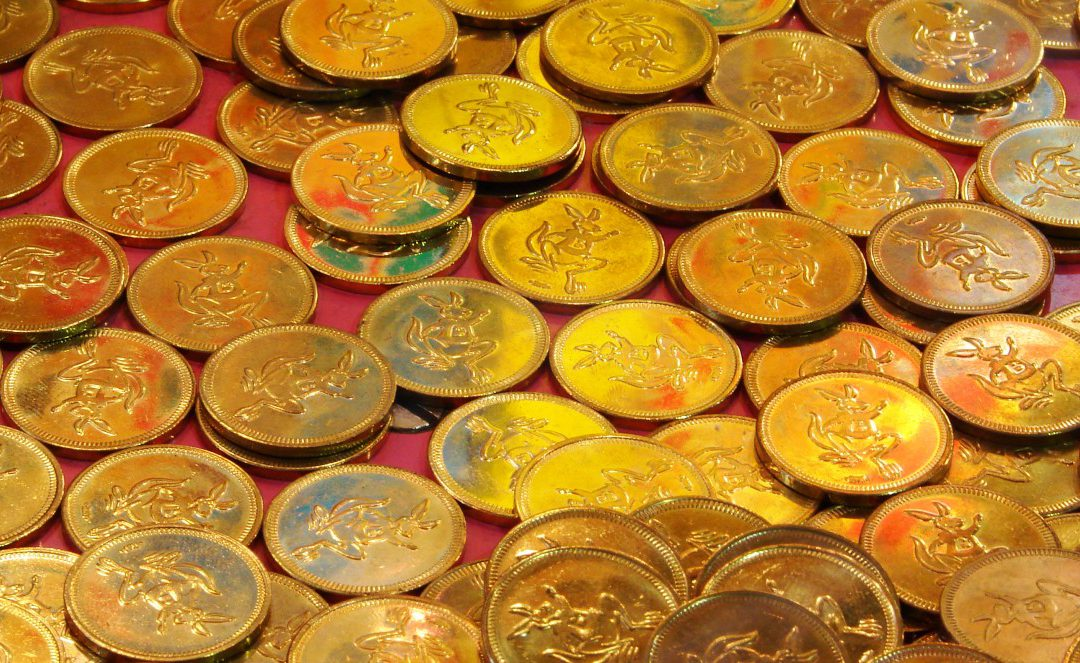 دکوراسیون خیره کننده خانه با سکه