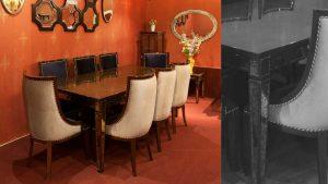 میز و صندلی ناهارخوری الوه