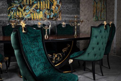 صندلی غذاخوری کلاسیک اوپال