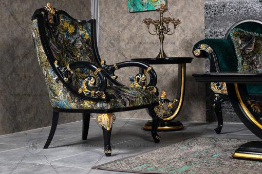 صندلی ناهارخوری کلاسیک اوپال